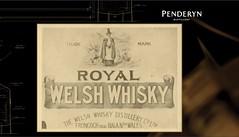 Penderyn Whiskey PP