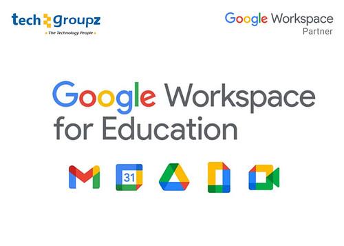 Google Meet google workspace for education image