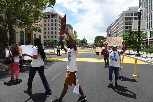 VOW Protest: Washington D.C.