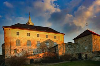 Akershus Castle Oslo Norway