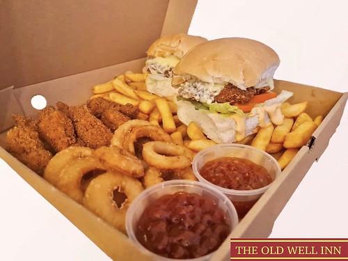 Burger Box (Takeaway)