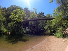 Bridge over the Arroyo Seco
