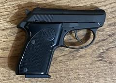 Beretta tomcat- Cerakoted black