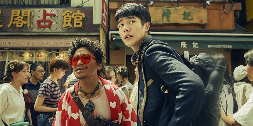 唐人街探案3_王寶強(左)、劉昊然