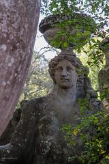 Bomarzo Parco dei Mostri - Sacro Bosco di Bomarzo, Italy Viterbo
