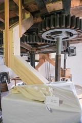 Holgate Windmill stone floor, June 2021 - 4