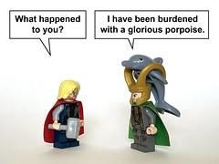 Glorious Porpoise