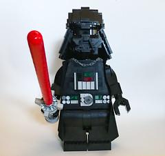 LEGO Darth Vader MOD / MOC / Mashup