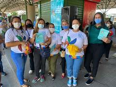 12.6.2021 - Prefeitura realiza ação de combate ao trabalho infantil nas zonas Norte e Leste
