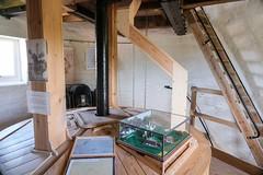 Holgate Windmill bin floor, June 2021 - 3
