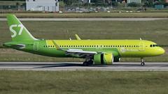 VP-BWB-1 A320 DUS 202106