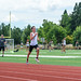 Wesley's TYT Track meet in Springfield, Oregon