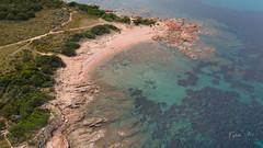 Pointe de la baie de Rondinara