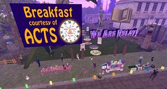 Breakfast with ACTS