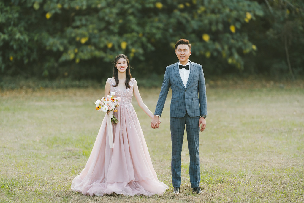 [自助婚紗] LI&XU|旗津|木木空間|都會公園
