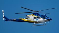 OE-XHT-1 BELL412 DUS 202106