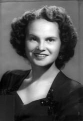 1948 or so - Marjorie [Carbiener] Edel