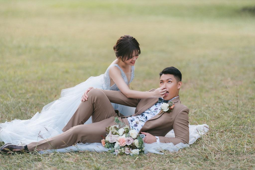 [自助婚紗] JIANG&LIN|樂棚|白鷺灣