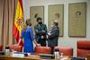 Fernando Gutierrez y Carlos Rojas en la Comisión Consultiva de Nombramientos (14/6/21)