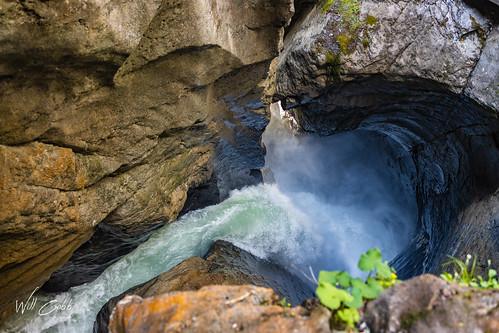 Trummelbach falls 1