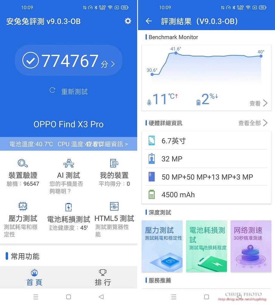 (chujy) OPPO Find X3 Pro 色藝雙全旗艦鉅作