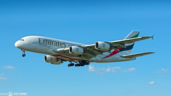 Airbus A380-842 A6-EVI