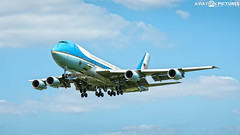"""Boeing VC-25A 82-8000 """"AirForce1"""""""
