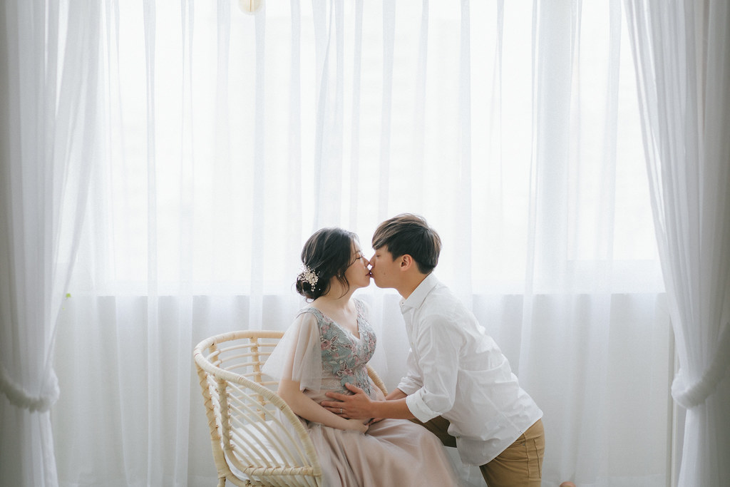 [孕婦寫真] Pei|旗津