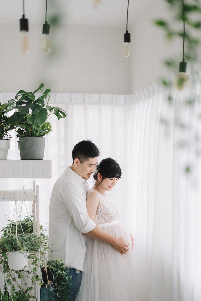[孕婦寫真] HUANG