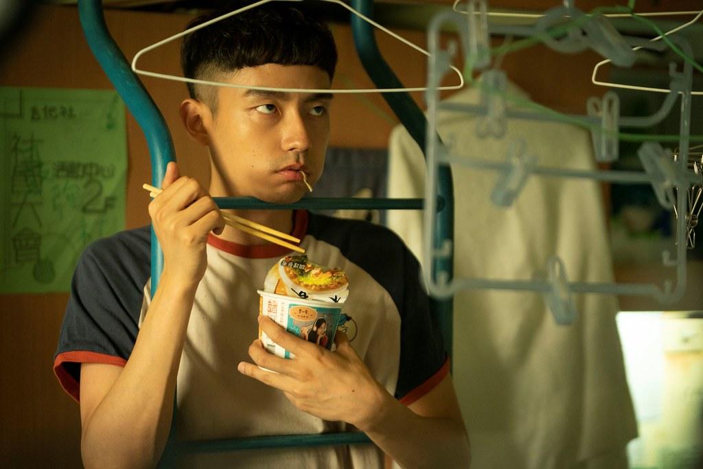 《我吃了那男孩一整年的早餐》劇照 -林鶴軒