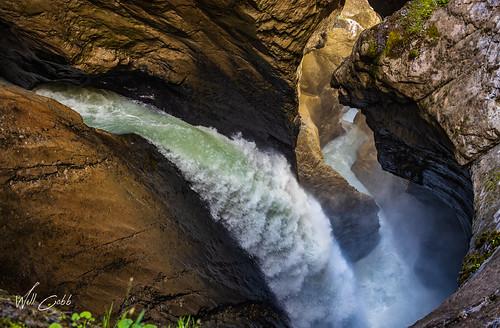 Trummelbach falls 3