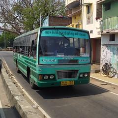 TN 30 N 1546 ATC ஆ   Salem <> Kallakurichi சேலம் <> கள்ளக்குறிச்சி வழி; வாழப்பாடி, ஆத்தூர், தலைவாசல்