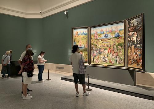 Museo del Prado en junio