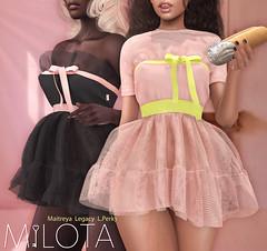 MILOTA: Faumeya dress