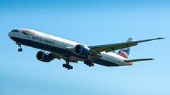 British Airways Boeing 777-36N(ER) G-STBB