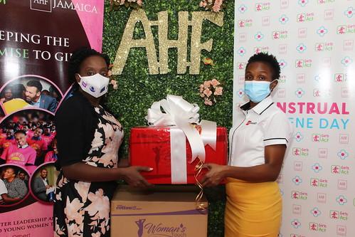 2021 Menstrual Hygiene Day: Jamaica