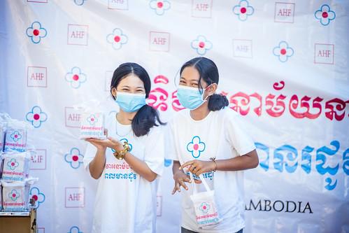 2021 Menstrual Hygiene Day: Cambodia