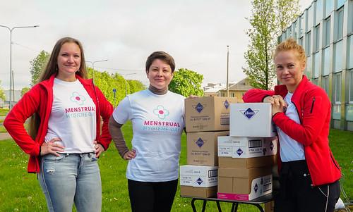2021 Menstrual Hygiene Day: Estonia