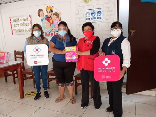 2021 Menstrual Hygiene Day: Peru