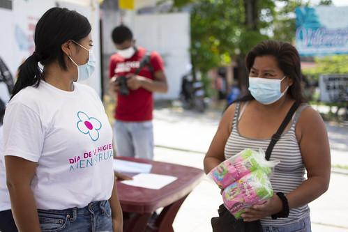 2021 Menstrual Hygiene Day: Guatemala