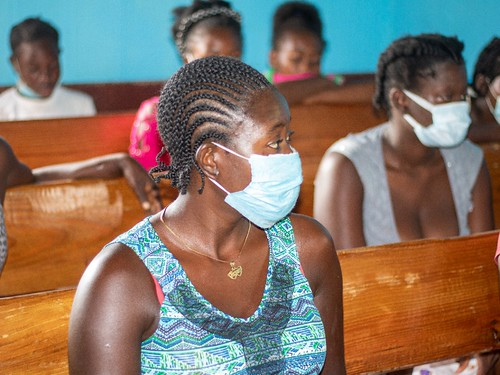 2021 Menstrual Hygiene Day: Dominican Republic