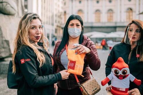 2021 Menstrual Hygiene Day: Chile