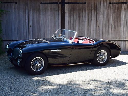 Austin-Healey 100/4 BN1 (1955)