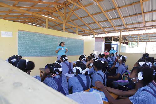 2021 Menstrual Hygiene Day: Haiti