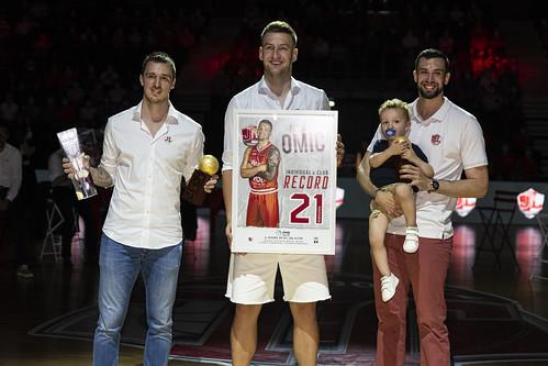 Alen Omic, Danilo Andjusic et Pierre Pelos - ©JacquesCormareche