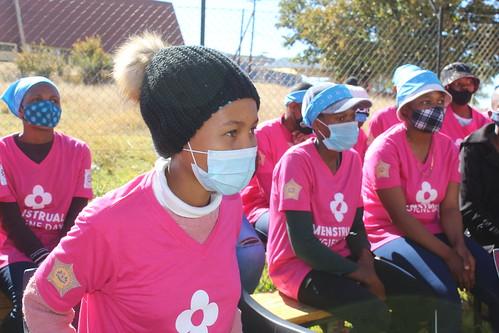 2021 Menstrual Hygiene Day: Lesotho