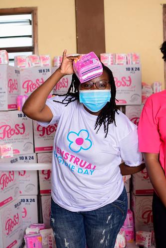 2021 Menstrual Hygiene Day: Kenya