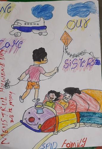 2021 Menstrual Hygiene Day: India