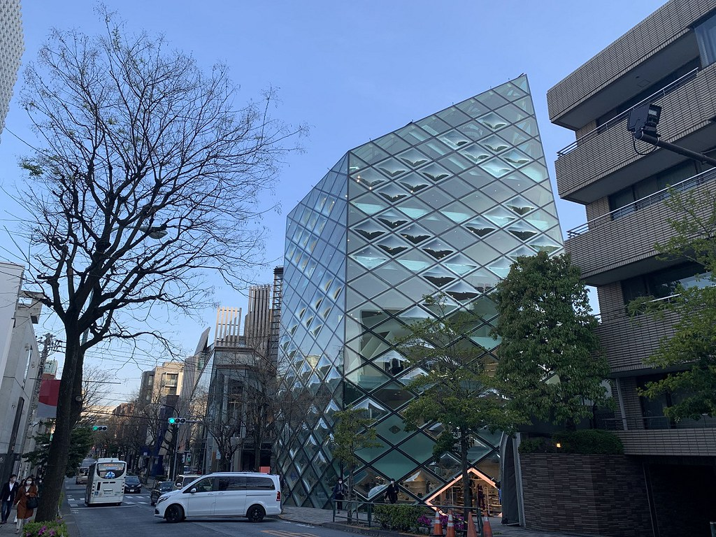 (圖2)漫步日本東京時尚潮流聖地表參道