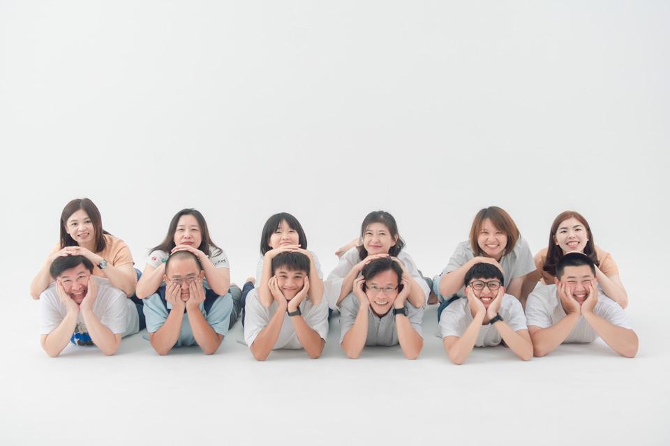 台南全家福照 家人滿滿歡樂的幸福回憶 PS 003